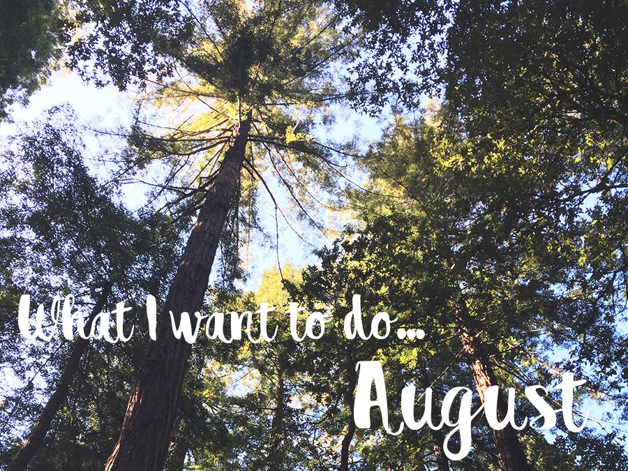WhatIWantToDo_August