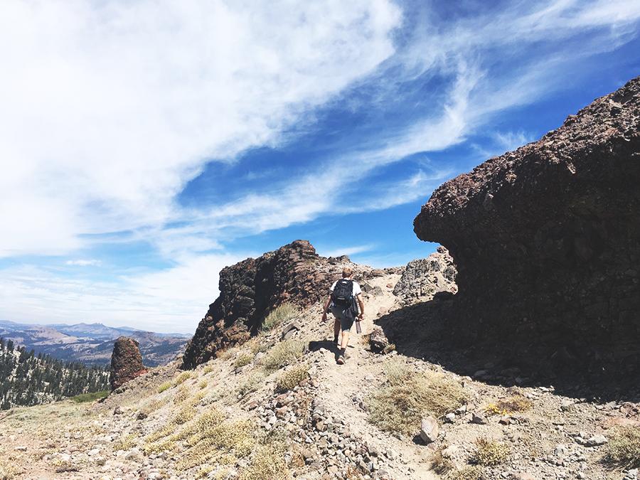 Rundrejse i Californien: Lake Tahoe #1