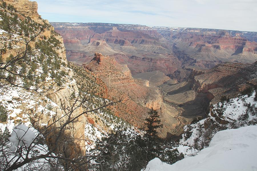 At føle sig lille, målløs og imponeret: Grand Canyon