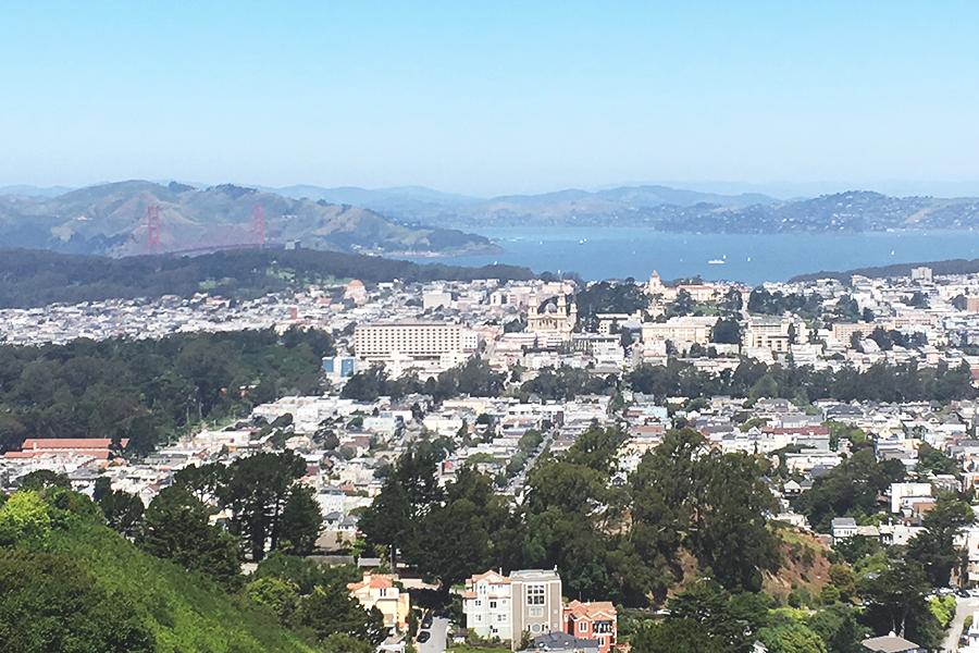 San Francisco Tip #8 – Twin Peaks