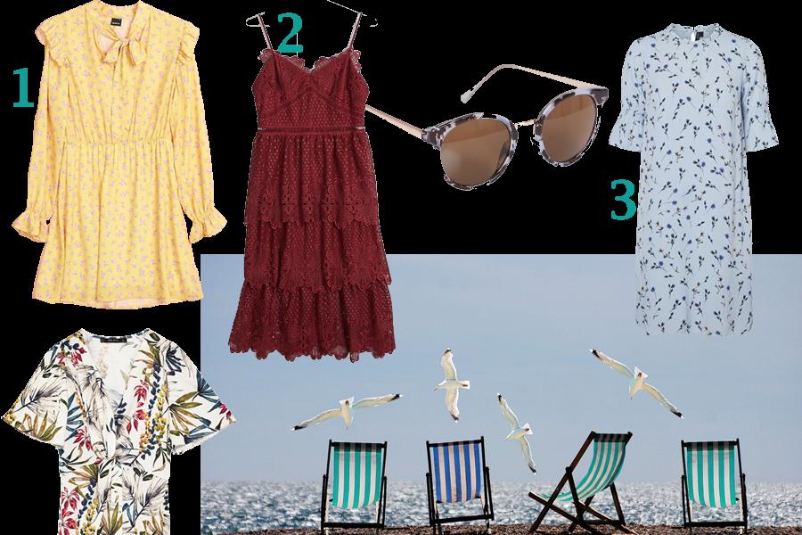 Budgetvenlige og fine sommerkjoler