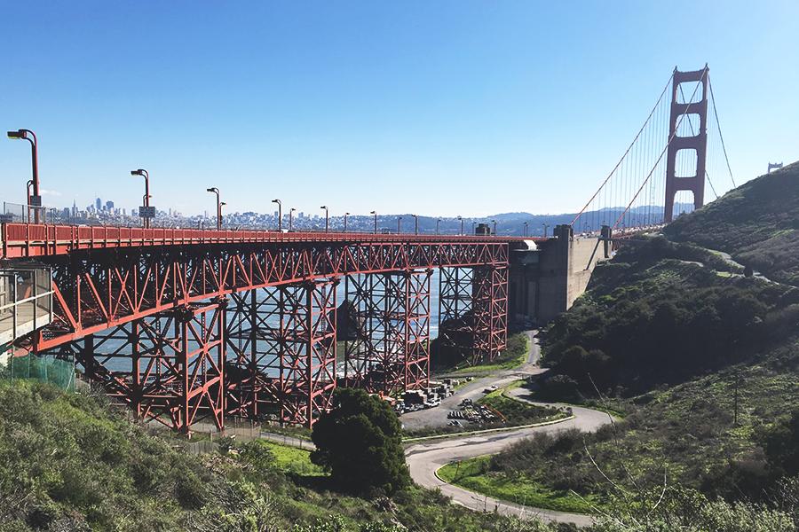 Hvad jeg savner ved San Francisco